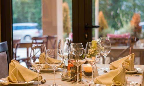 sanificare ristoranti