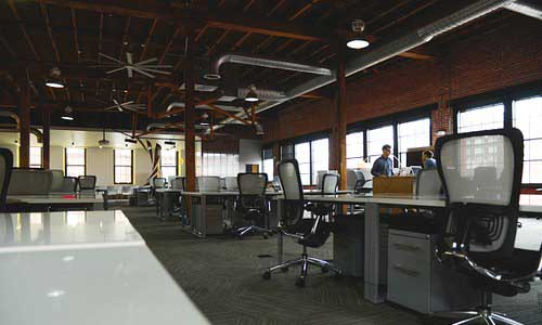 Sanificazione a Ozono per ufficio