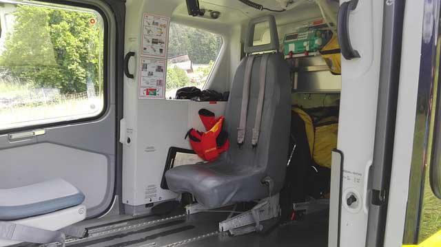 Sanificare Ambulanze