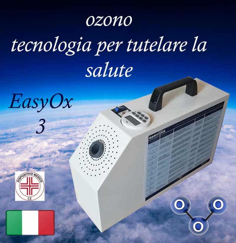 Produttore a Ozono